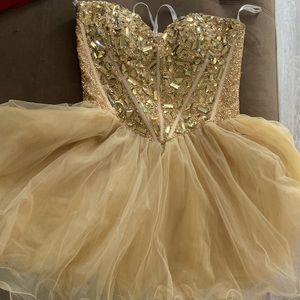 Sherri Hill Dresses - Sherri hill short prom dress